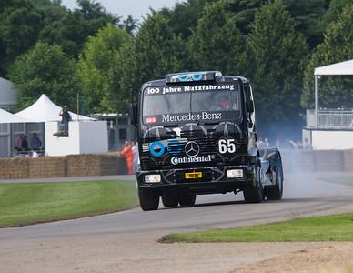 1993 - Mercedes-Benz 1834 S Race Truck