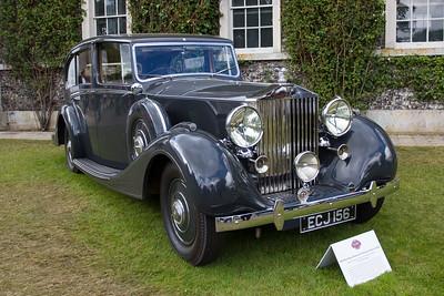 1938 - Rolls-Royce Phantom III Hooper Sedanca De Ville