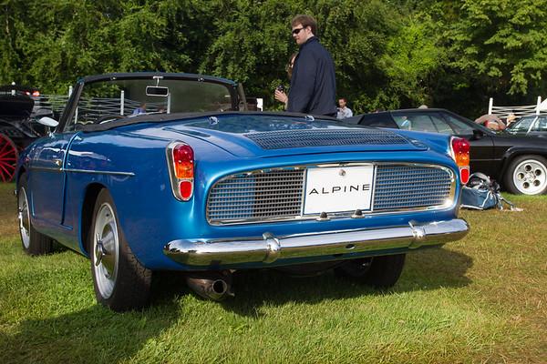 1965 - Alpine A110 Cabriolet