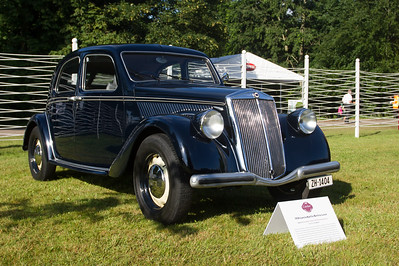 1938 - Lancia Aprilia Berlina Lusso
