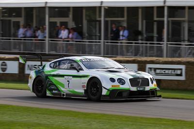 2013 - Bentley Continental GT3