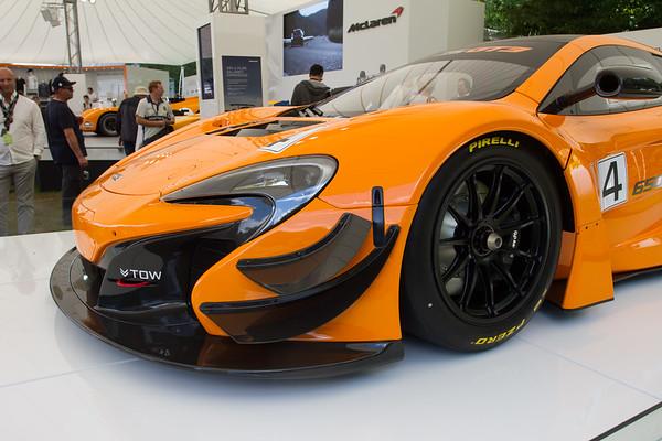 2016 - McLaren 650S GT3