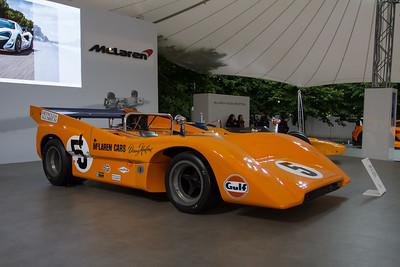 1970 - McLaren-Chevrolet M8D