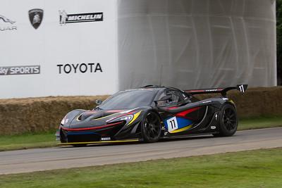 2016 - McLaren P1 GTR (James Hunt Special Edition)
