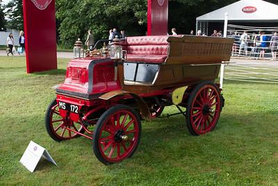 1897 - Daimler 4 HP 8 Seater Wagonette