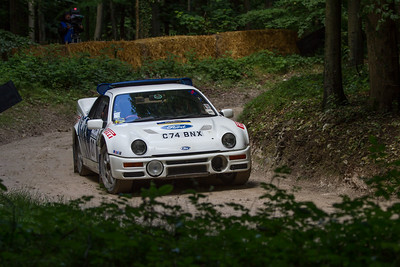 1986 - Ford RS200