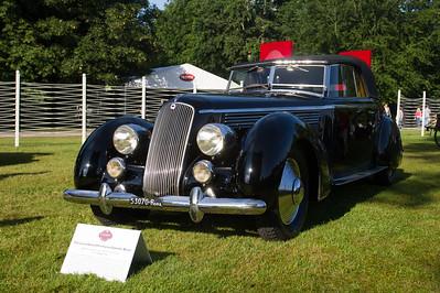 1933 - Lancia  Astura Pinin Farina Cabriolet 'Bocca'