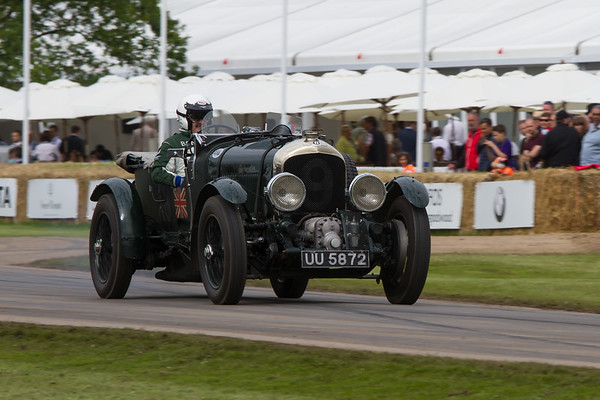 1929 - Bentley 4½-Litre Supercharged