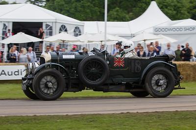 1929 - Bentley 4½-Litre Supercharged