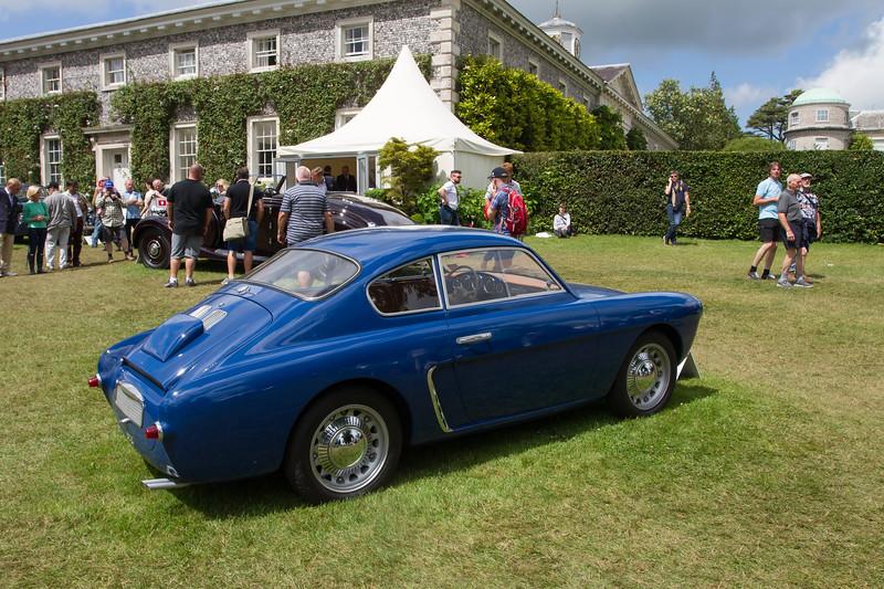 1954 - Alpine Le Marquis Protoype