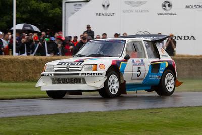 1991 - Peugeot 205 Turbo 16 Evo 2
