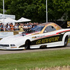 2015 Ford Mustang Funny Car