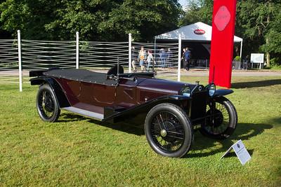 1923 - Lancia Lambda Series 1 Torpedo Tourer