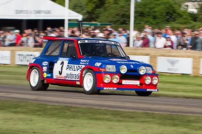 1985 - Renault 5 Maxi Turbo