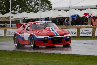 1977 - Triumph TR7 V8 Turbo Le Mans
