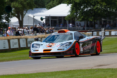 1997 - McLaren F1 'Longtail'