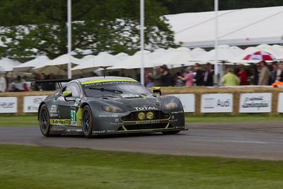2016 - Aston Martin V8 Vantage GTE