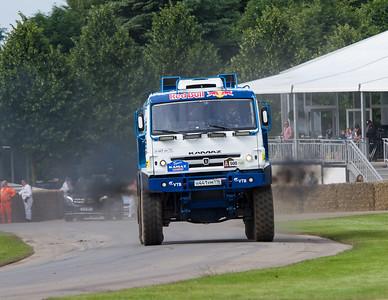 2015 - Kamaz T4 Dakar Truck
