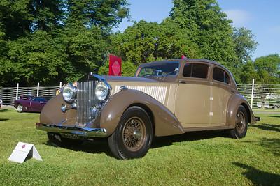 1937 - Rolls-Royce Phantom III Gurney Nutting Sports Saloon