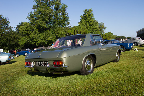 1966 - Jensen Interceptor P66 Prototype