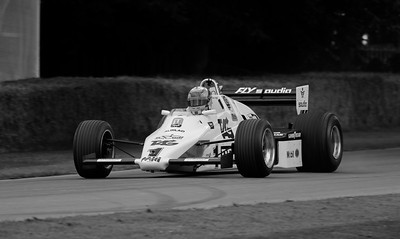 1979 - Williams-Cosworth FW07 (karun chandhok)