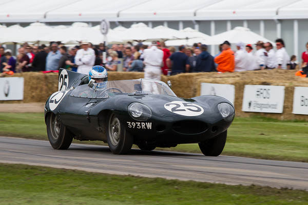 1956 - Jaguar D-Type 'Long-Nose'