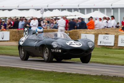 1956 - Jaguar D-Type 'Long-Nose'
