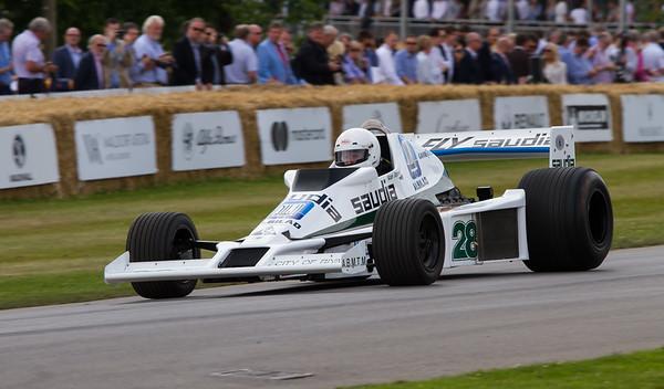 1978 - Willians-Cosworth FW06