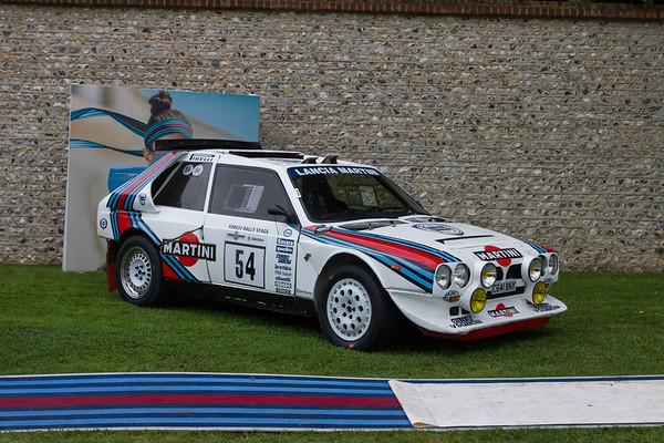 1985 - Lancia Delta S4