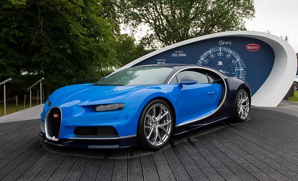 2017 - Bugatti Chiron