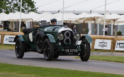 1929 - Bentley 4½ Litre