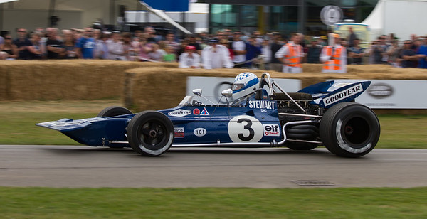 1972 - Tyrrell-Cosworth 001