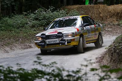 1987 - Audi 200 Quattro