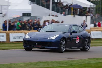2017 - Ferrari GTC4 Lusso