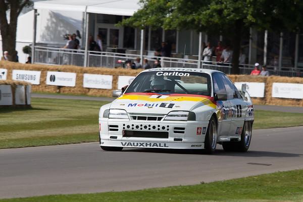 1986 - Vauxhall Carlton TS6000