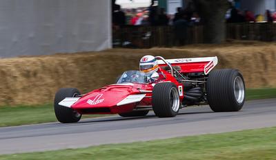 1970 - Surtees-Cosworth TS7