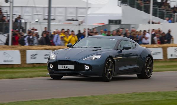 2017 - Aston Martin Vanquish Zagato