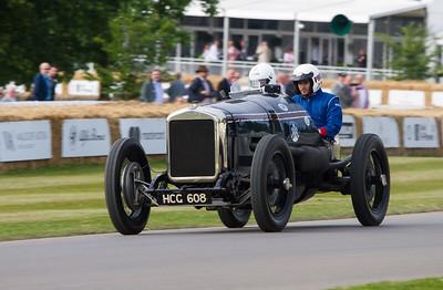 1923 - Delage DH V12