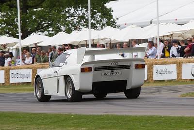 1986 - Audi Quattro RS 002