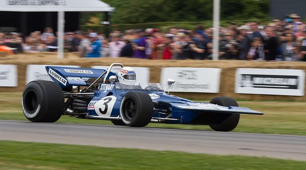 1972 - Tyrrell-Cosworth 001