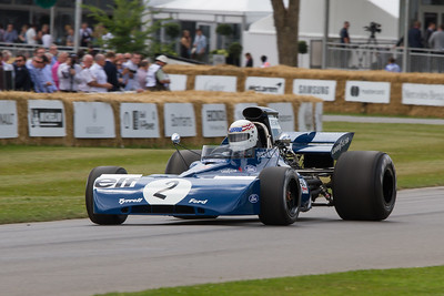 1971 - Tyrrell-Cosworth 003
