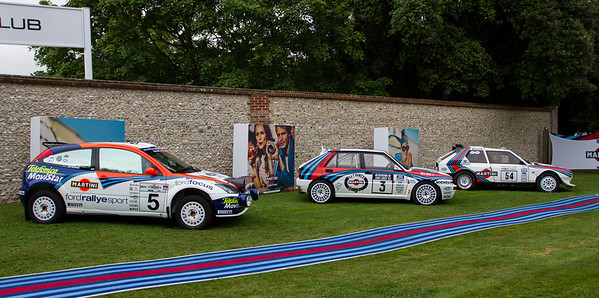 Ford Focus WRC - Lancia Delta HF Integrale - 1985 - Lancia Delta S4