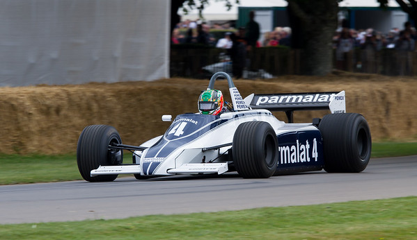 1981 - Brabham-Cosworth BT49