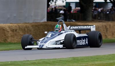 1981 - Brabham-Cosworth BT49