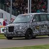 2017 - The London Taxi Company TX5