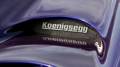 2003 - Koenigsegg CC8S