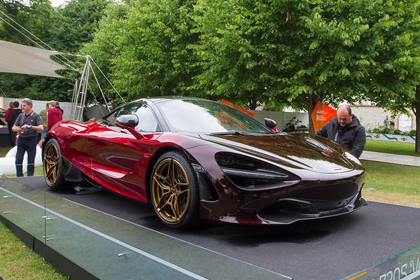 2017 - McLaren 720S