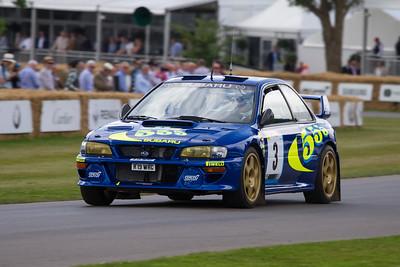 1997 - Subaru Impreza WRC