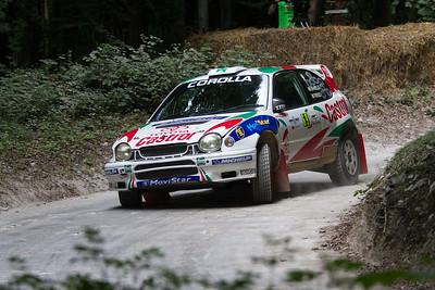 1999 - Toyota Corolla WRC