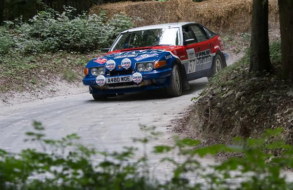 1984 - Rover SD1 Vitesse